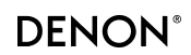 logo company products Denon