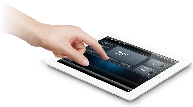 user interface ipad