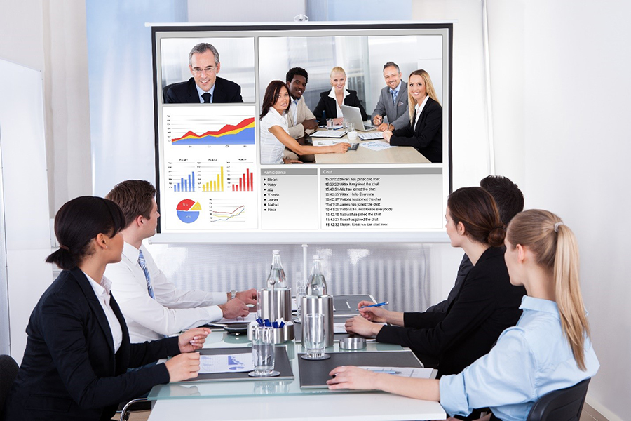 How to Run an Effective Meeting with a Video Conferencing System