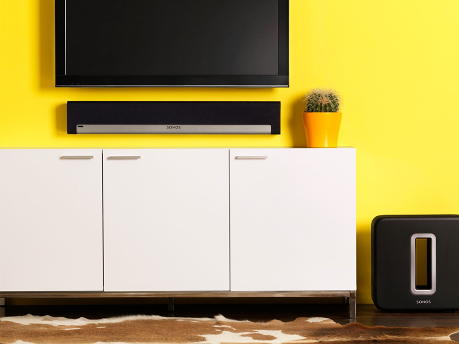 Stream Your Entire Digital Library with a Sonos Wireless Music System