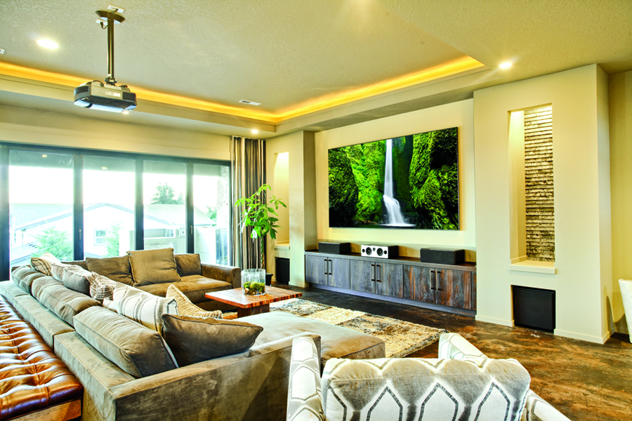 Transform Your New England Family Room into the Ultimate Entertainment Space