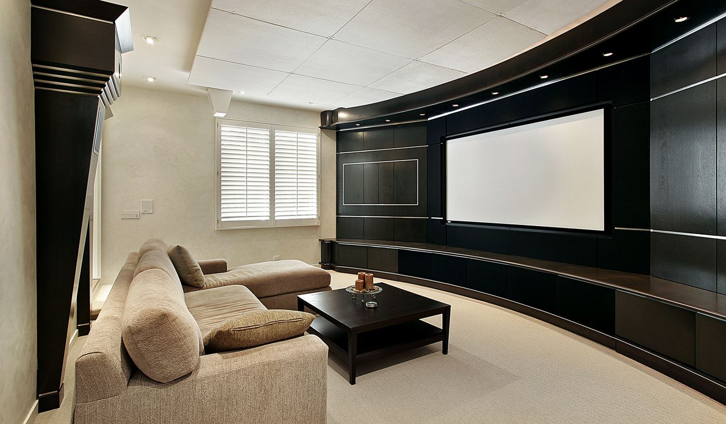 Enjoy Every Sports Season with a New Home Theater System